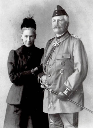 Count von Waldersee and the Princess